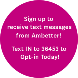 Sign up to receive text messages from Ambetter! Text IN to 36453 to Opt-in today!